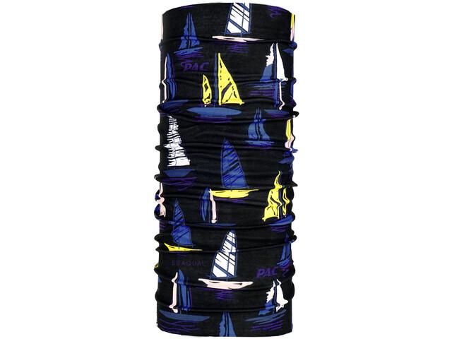 P.A.C. Ocean Upcycling Multitubo, negro/Multicolor